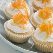 Cupcakes framboise citron