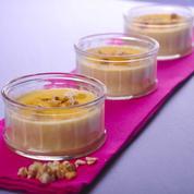 Crème brûlée au nougat