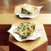 Meguena – omelette aux légumes