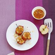 Pommes au four croustillantes