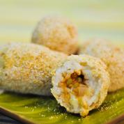 Arancini : beignets de risotto