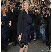 Kirsten Dunst very Chanel
