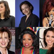 40 femmes qui font bouger le monde