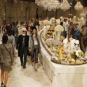 Karl Lagerfeld, maharadjah du Palais Chanel