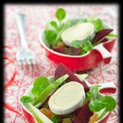 Duo de salade fraîcheur et en cas de Caprice