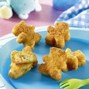 P'tites galettes croustillantes courgettes-carottes