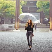 Sarah Jessica Parker à Tokyo :