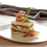 Club sandwich traditionnel