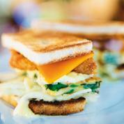Sandwich façon Tonkatsu