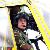 Le prince William accepte un job de pilote d'hélico-ambulance