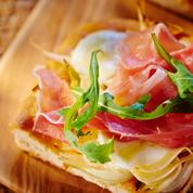 Pissaladière façon pizza romaine