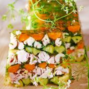 Terrine de lapin de garrigue