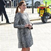 Kate Middleton va prendre un long congé maternité