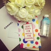 Dans les coulisses du défilé Chanel Croisière à Séoul