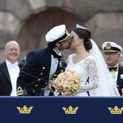 Les photos de mariage du prince Carl Philip et Sofia de Suède