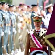 Felipe VI, un an de règne et aucun faux pas