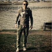 Un cliché de Ryan Reynolds en jeune papa enflamme la Toile
