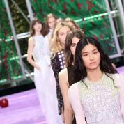 Défilé Christian Dior Automne-hiver 2015-2016 Haute couture