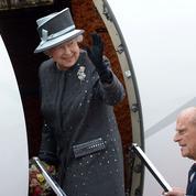 La reine Elizabeth II déménage à New York