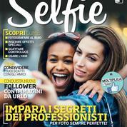 Un nouveau magazine italien dédié à l'art... du selfie