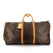 Le chic nomade du sac Keepall de Louis Vuitton