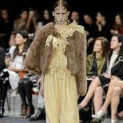 Le show très attendu de Givenchy à New York