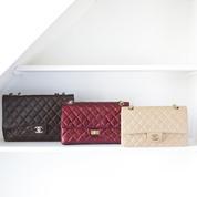 Toute l'éternité dans le sac classique de Chanel