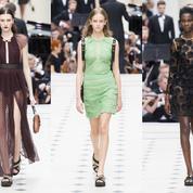 Fashion Week de Londres : le côté obscur de Burberry