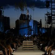 Défilé Givenchy Printemps-été 2016 Prêt-à-porter