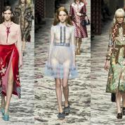 Fashion Week : le 70's show de Gucci à Milan