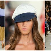 Fashion Week : esprit French Riviera chez Ralph Lauren Collection