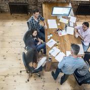 Moins de hiérarchie, plus de liberté : l'esprit start-up souffle sur le management
