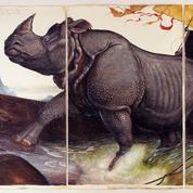 Les animaux grandeur nature de Walton Ford s'exposent au Musée de la Chasse