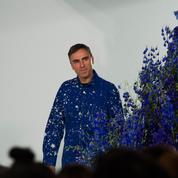 Raf Simons quitte la direction artistique de la maison Dior