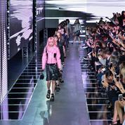 La Fashion Week se clôture comme un film de science-fiction