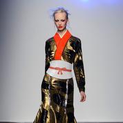 Fashion Week : Olympia Le-Tan sous influences japonaises