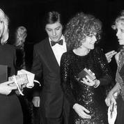 Romy Schneider, Mireille Darc...Alain Delon et les femmes de sa vie
