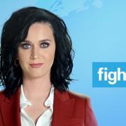Katy Perry joue les miss météo pour l'Unicef