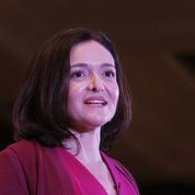 Sheryl Sandberg se confie sur la mort brutale de son mari