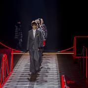 Défilé Dior Homme Automne-hiver 2016-2017 Homme