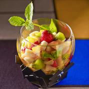 Salade de fruits comme au Germain