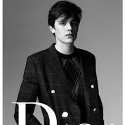 Alain-Fabien Delon, nouvel ambassadeur de la maison Dior