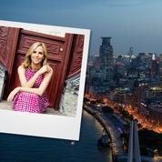 Shanghai dans les pas de Tory Burch