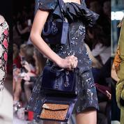 Fashion Week : trois façons de porter son sac l'hiver prochain