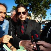 Johnny Depp, Julia Roberts, David Beckham... La semaine people