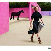 Léa Seydoux pour Louis Vuitton : une première campagne architecturale