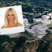 Los Angeles dans les pas de Pamela Anderson
