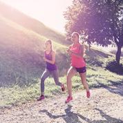 Running : courir à deux est plus efficace