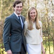 Le prince Amedeo de Belgique et sa femme ont accueilli leur premier enfant
