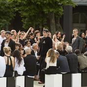 Défilé Givenchy Printemps-été 2017 Homme